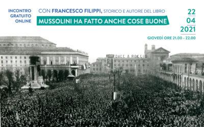 """""""Mussolini ha fatto anche cose buone"""" – Conferenza per i genitori degli studenti"""