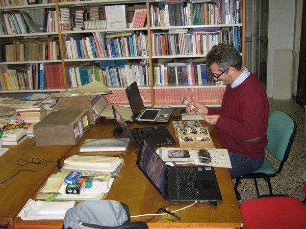 "Conferenza con Kay Kufeke ""Storia degli IMI"""