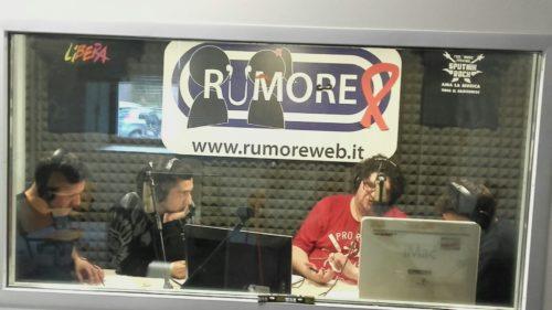 Laboratorio radio a Rumore per il Viaggio della Memoria 2018