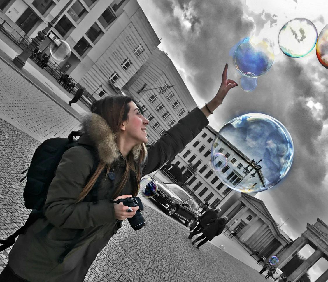 Alexanderplatz, Berlino. Foto di Stefania Silvestri