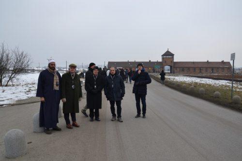 Ad Auschwitz con vescovo, rabbino, imam, sindaco e presidente della Provincia