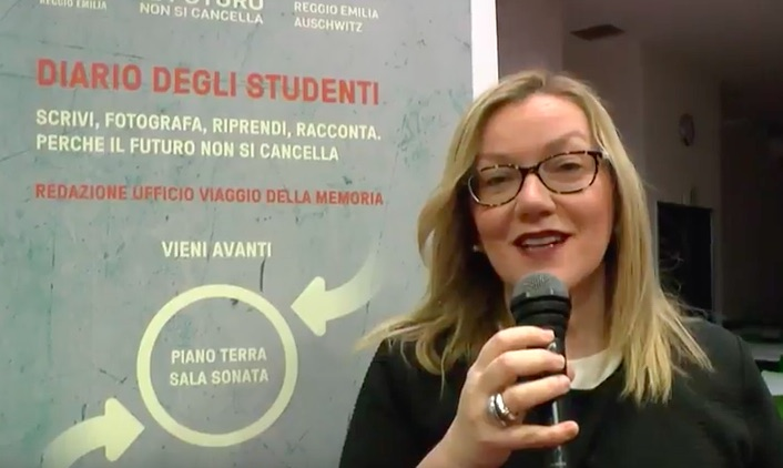 Videomessaggio di Ilenia Malavasi, sindaco di Correggio