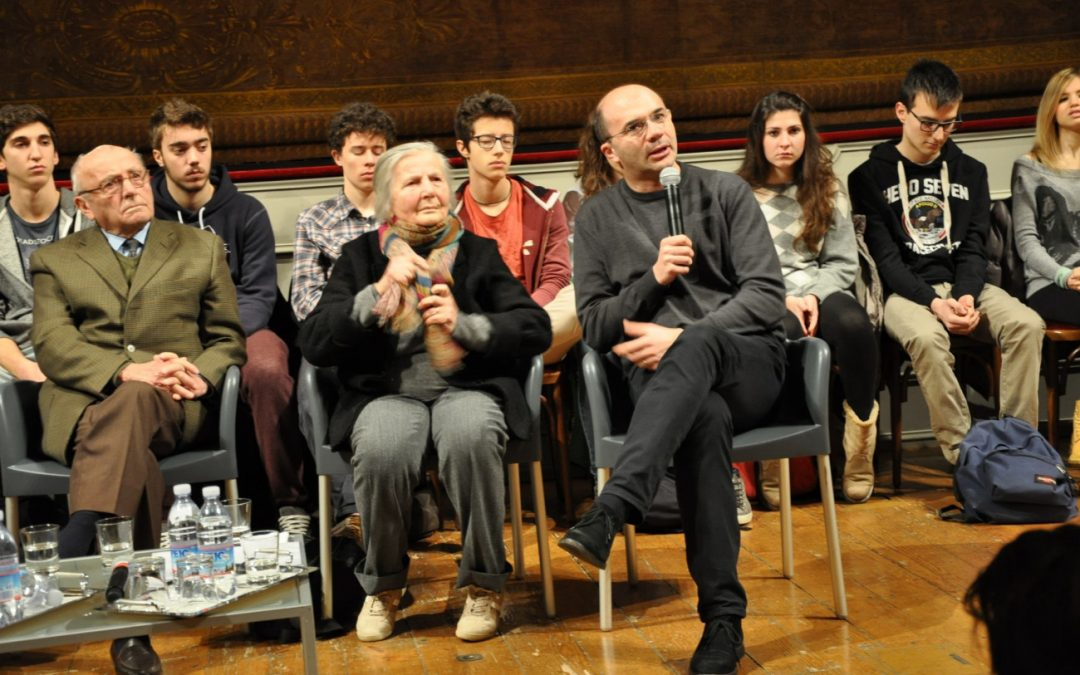 Testimonianza di Giacomina Castagnetti e Giacomo Notari