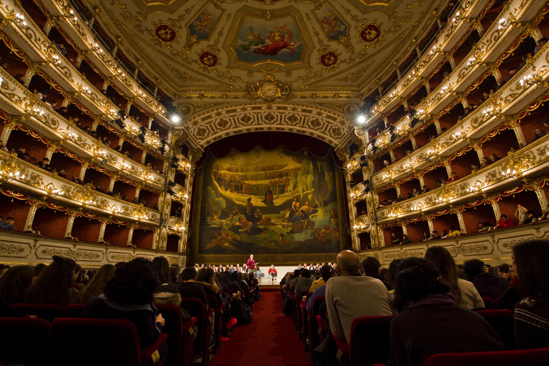 Conferenze introduttive a Reggio Emilia